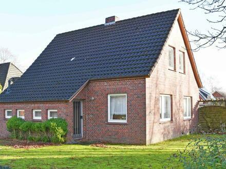 Schöner wohnen im Grünen! Gepflegtes Haus in ruhiger Lage von Extum