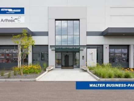 Hochwertige Lagerhalle mit Büro inkl. Loggia, provisionsfrei - WALTER BUSINESS-PARK