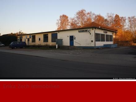 Gut vermietetes Gewerbeobjekt in 23812 Wahlstedt