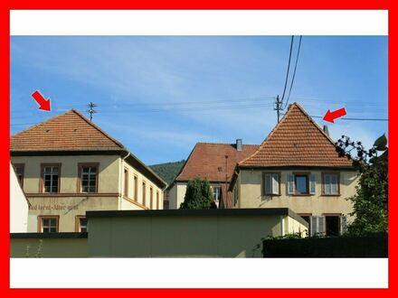 Zwei Häuser - Viele Möglichkeiten