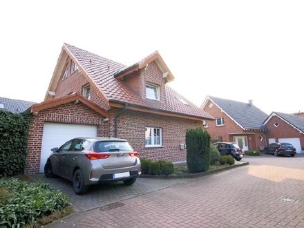 Billerbeck - Gepflegtes Zwei-Parteien-Haus (EG vermietet) in guter Wohnlage