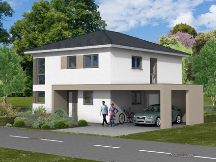 Moderne Neubau-Stadtvilla Löhne-Gohfeld!