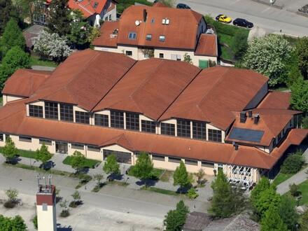 Fitness Food, Firmenevents, Festbetrieb - alles gefragt in der Zenngrundhalle Obernzenn