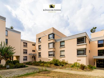 Interessante 3-Zimmerwohnung mit Balkon und Stellplatz