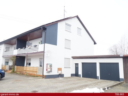 Achtung Kapitalanleger! Über 6 % Rendite * Sehr gepflegtes Mehrfamilienhaus in Uttenweiler *