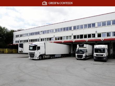Logistikliegenschaft mit integrierter Frische- und Tiefkühlung