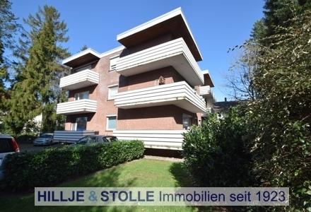 Renovierte 2 ZKB Wohnung in Oldenburg Donnerschwee mit großem Balkon!