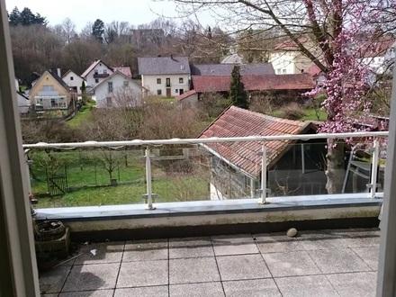 Schöne, moderne 2-Zimmerwohnung mit großer Terrasse zu vermieten in Mallersdorf: