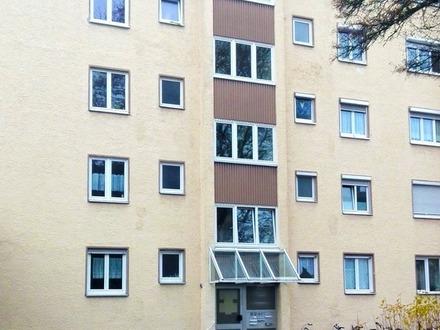 3 Zimmer-Wohnung mit Erbbaurecht in Augsburg-Göggingen!