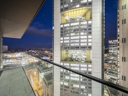 Exklusives Wohnfeeling mit Fernblick: 3-Zimmer-Wohnung mit Balkon