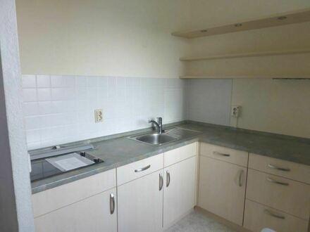 1 Raumwohnung mit Balkon und Einbauküche