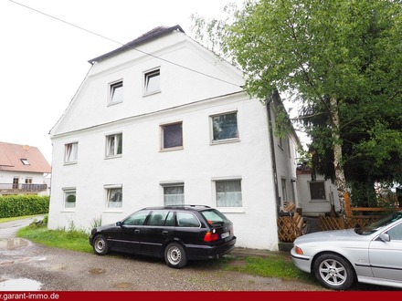 * Jungfamilien aufgepasst! Zentrumsnahe Doppelhaushälfte in Erkheim zum Top-Preis! *