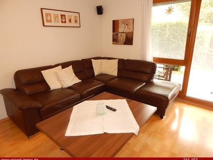 Tolle 3 Zimmer-Wohnung in begehrter Lage mit 2 Tiefgaragen-Stellplätzen und 2 Terrassen