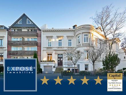 Beste Lage! Renovierte Ein-Zimmer-Mietwohnung mit EBK in Schwachhausen