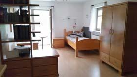 Sonnges 1-Zi.-Appartement mit Südbalkon
