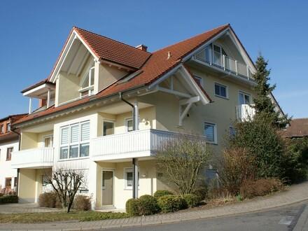Schwellenfreie Eigentumswohnung mit Terrasse