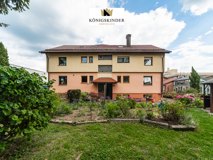 Solides 4-Parteien Haus im Nord-Westen von Schorndorf. Großzügig, flexibel und komfortabel!