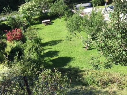 Jochberg bei Kitzbühel: Grundstück mit Altbestand