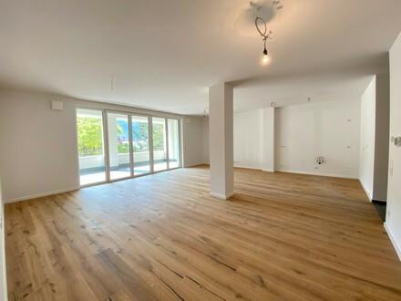 Für jedes Alter ideal ... elegante, hochwertige Neubauwohnung im Erdgeschoss!