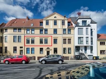 Charmante 2-Zimmer-Wohnung in Bremen-Findorff mit saniertem Badezimmer zu vermieten
