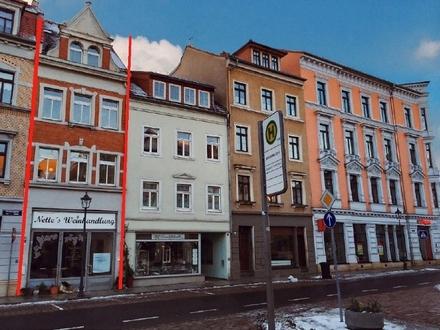 Geschäftshäus im historischen Stadtzentrum Meißen zum KAUF