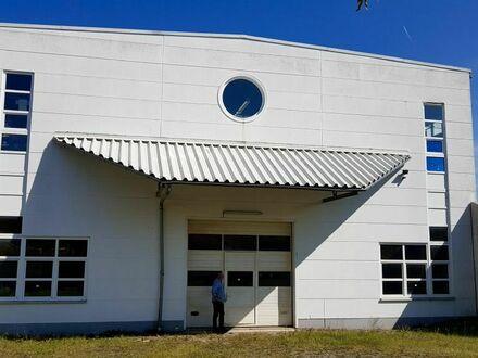 Gewerbehalle an der A73 ** 400 m² / 800 m² Halle und 5.500 m² Grundstück **