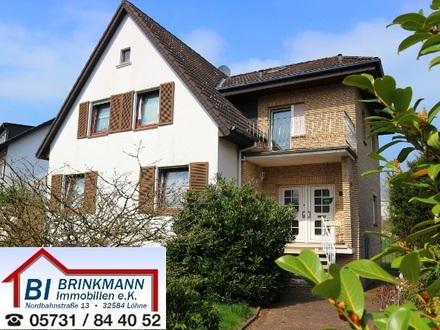 Löhne Gohfeld - Großes 1-2 Familienhaus, in einer Sackgasse gelegen!