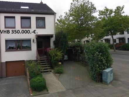 Reihenendhaus - in Bremen-Habenhausen - sucht neue Besitzer: