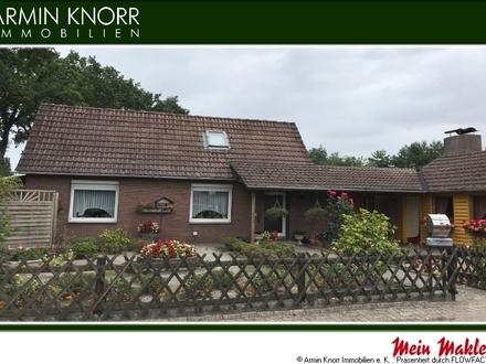 Großes Grundstück mit Wohnhaus (Altsubstanz) in ländl. Lage von Edewecht/ LK Ammerland
