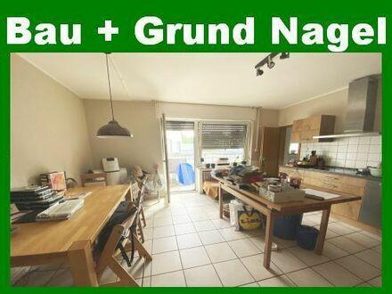Provisionsfrei! 4,5-Zimmerwohnung mit Balkon und Garage im Zentrum von Versmold
