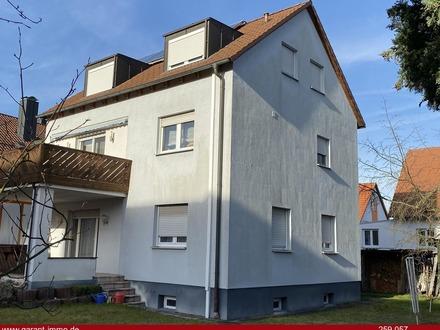 Attraktives Zweifamilienhaus in begehrtester Wohnlage von Feucht!