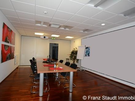 Industriegebiet Hösbach: Modern ausgestattete und klimatisierte Büroräume