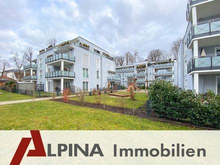 Beste Ausstattung - beste Lage - bester Blick! Premium-Wohnung in den Kurpark-Residenzen.