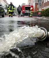 Überfluteter Keller oft nicht versichert