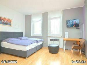 Schön möbliertes Apartment mit WLAN ideal zum Nürnberger Hauptbahnhof