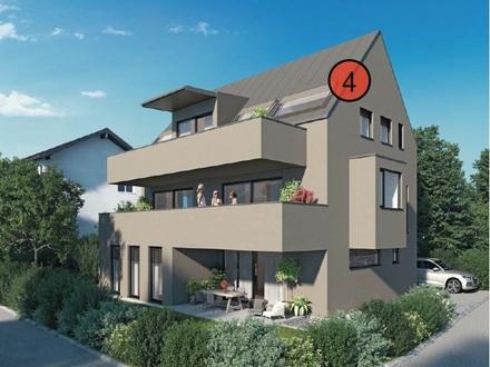Dachgeschosswohnung Stadthaus Alterbach PROVISIONSFREI