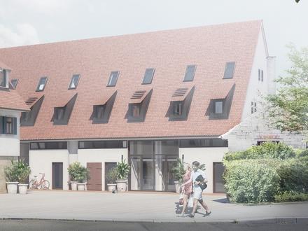 //Kaffeeberghöfe Herrenberg //Denkmalsanierung //Sonder-AfA //Raumvolumen in Scheunen //Einzug 2019