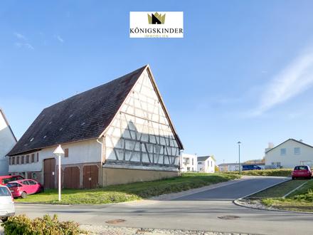 Für begabte Selbermacher: Denkmalgeschütztes ehemaliges Bauernhaus im Ortskern von Vöhringen im Landkreis Rottweil