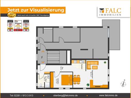 TOP Neubau-Eigentumswohnung mit 52,54 m²