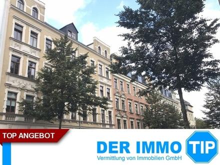 3 Zimmer Dachgeschosswohnung mit Balkon ++ Kaßberg