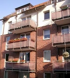 74 m²-Wohnung im Hansaviertel - Wolbecker Straße/Nähe Kanal!