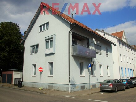 Zentrale Wohnung in Heidenheim