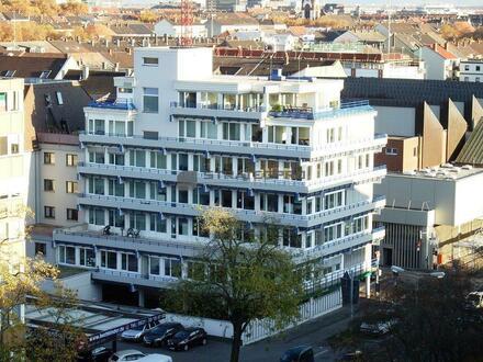 Repräsentativ und absolut zentral, Nähe Hauptbahnhof - Terrasse inklusive