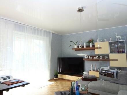 Helle und gepflegte 3 ZKB-Wohnung in ruhiger Lage mit Balkon und Stellplatz