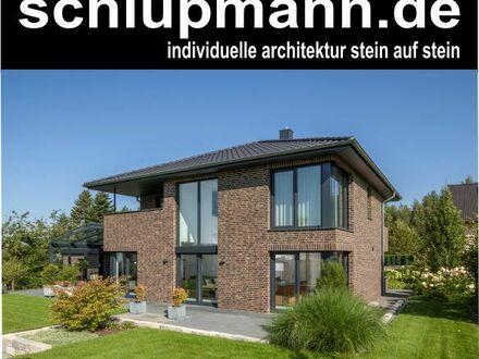 Moderne Stadtvilla individuell umgesetzt