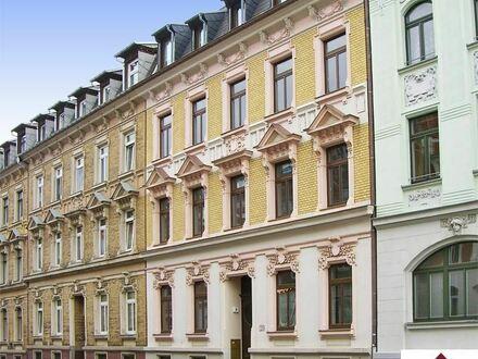 Schöne 4-Raumwohnung mit Balkon