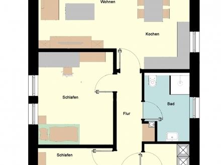 Neubau Dachgeschosswohnung!