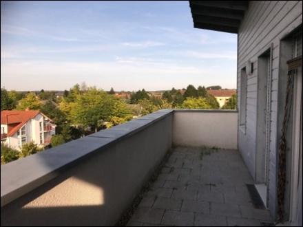 Exklusive 2-Zi. Wohnung mit Dachterrasse in Darmstadt Arheilgen