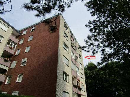 3-Zimmer-ETW über den Dächern von Löhne