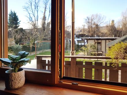 Wohnen auf Zeit: Gemütliches Einfamilienhaus mit Garten